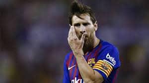 Leo Messi, zurdo