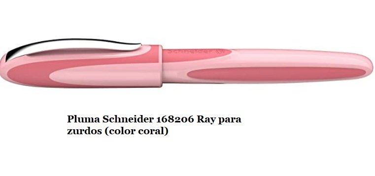 pluma Schneider Ray para zurdos